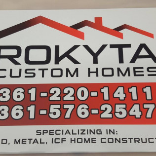 Advertise your business on aluminium signs