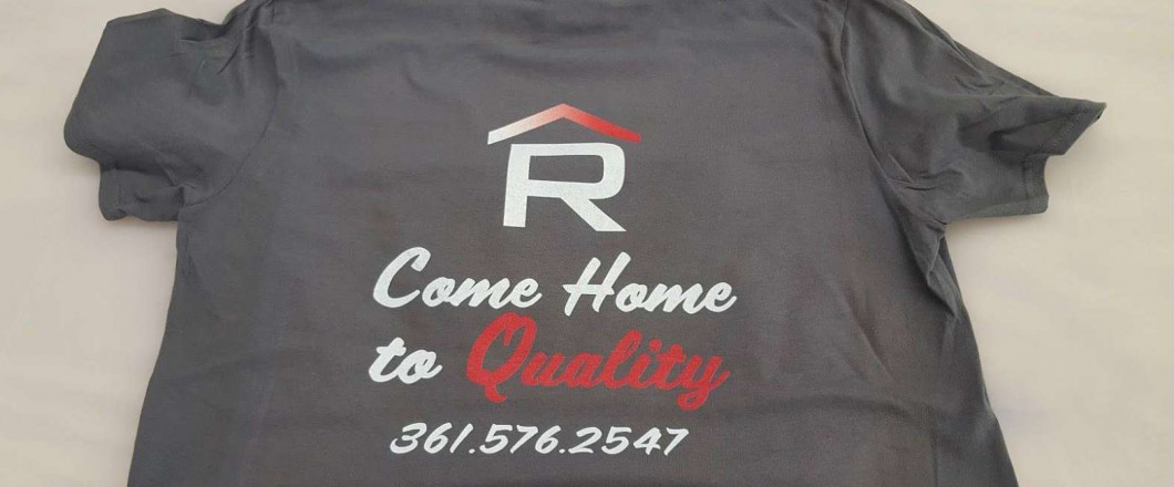 We Can Do Custom T-Shirts For Your Business or Special Occasion!