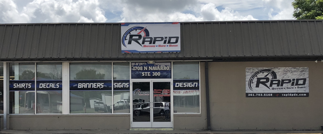 We Offer A Wide Variety of Custom Signs